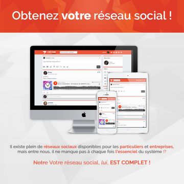 Application Réseau Social : Social Engine (Facebook like)