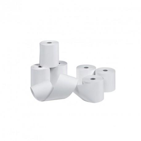 Bobines thermiques pour imprimante ticket 80x80x12 mm BPA FREE (par 50)