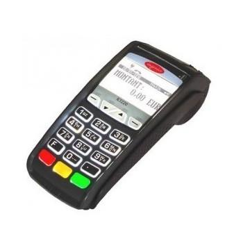 Terminal paiement électronique TPE FIXE ICT220 INGENICO avec 1 port série