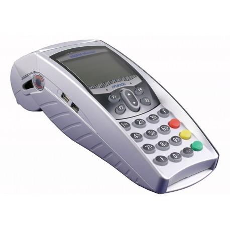 Terminal paiement électronique TPE GPRS PORTABLE ETF930G INGENICO