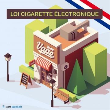 Module Loi Cigarette électronique