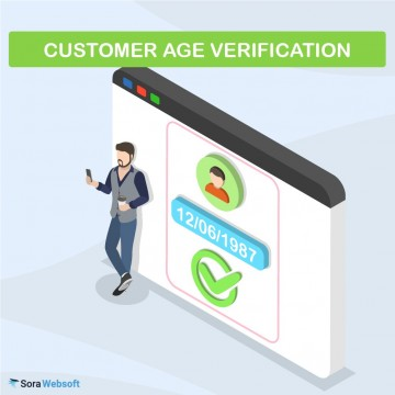Module Customer Age Verification